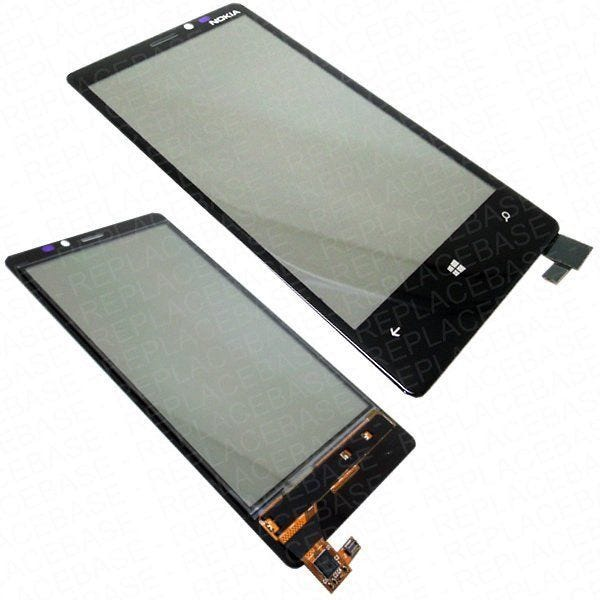 Original Nokia Lumia 920 replacement touch screen with Synaptics IC chip.