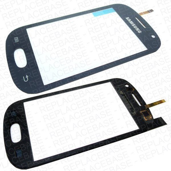 Galaxy Fame Glass Touch Screen Panel - Includes Adhesive