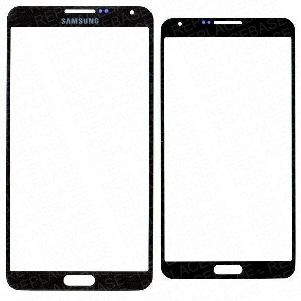 Replacement glass panel for the Note 3 N9000 and N9005