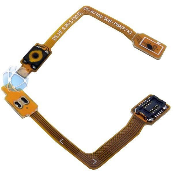Samsung Galaxy Note II power button cable