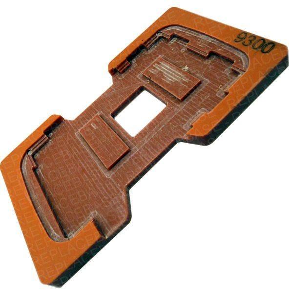 Precision manufactured template