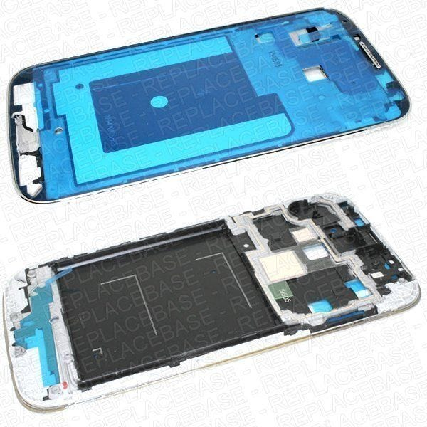 18a90ba0de7 For Samsung Galaxy S4 i9505 - replacement middle chassis with adhesive for  LCD digitizer OEM
