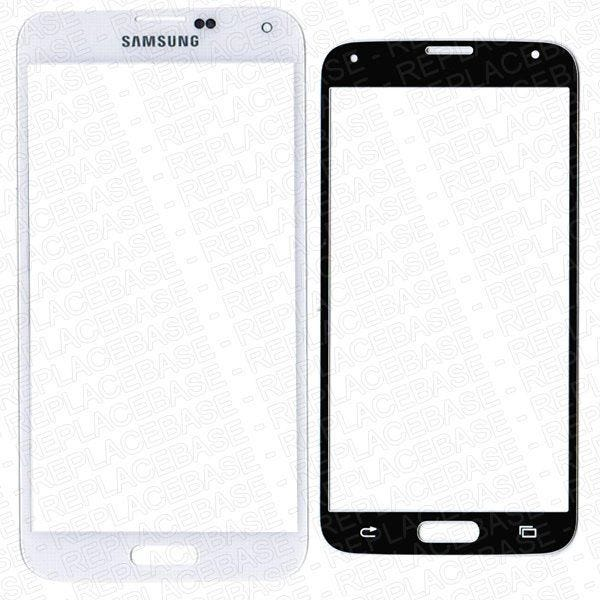 Samsung Galaxy 5 front glass panel only.