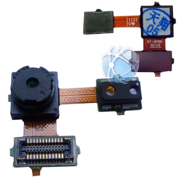 Samsung Galaxy S2 replacement ambient light sensor, proximity sensor and front camera assembly