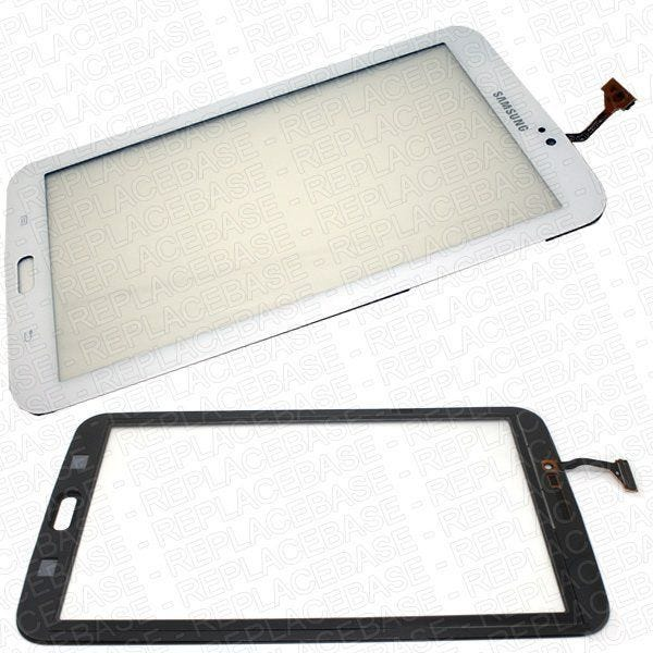 Original Samsung Galaxy Tab 3 T210 Replacement digitizer / Touch screen panel - complete with adhesive.