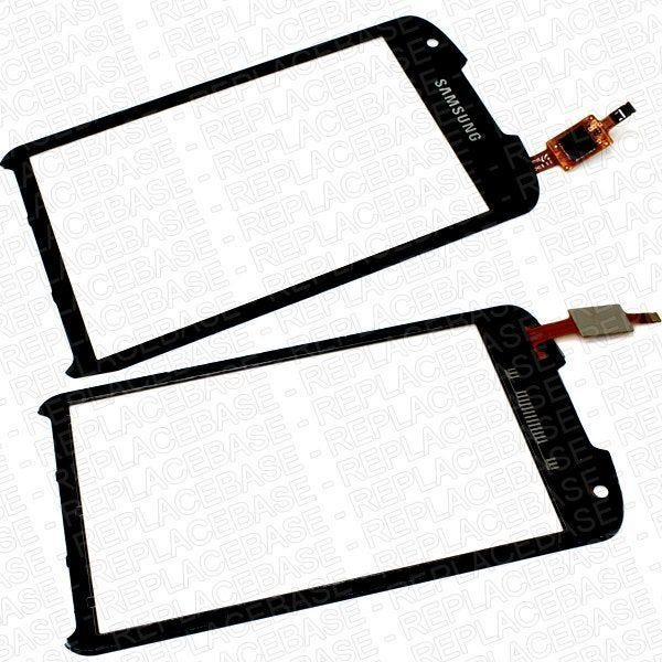 Original Samsung Xcover 2 replacement touch screen with bonding adhesive pre-applied