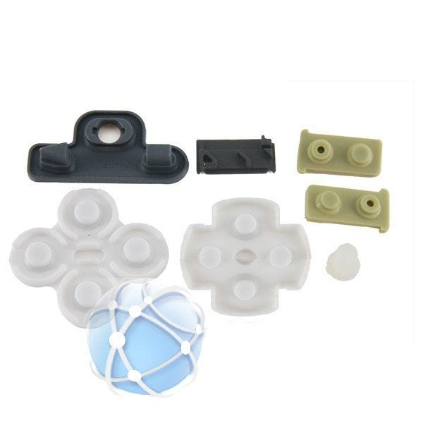 Sony PS3 controller replacement rubber conductor set