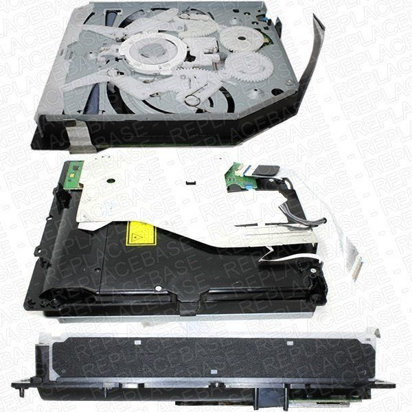 PS4 complete drive with KEM490-A Laser