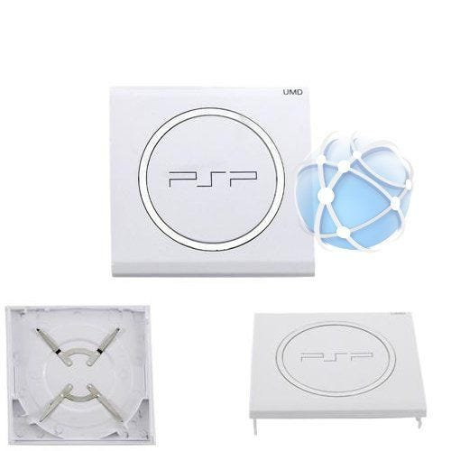 Sony PSP 3000 range replacement plastic snap on UMD door