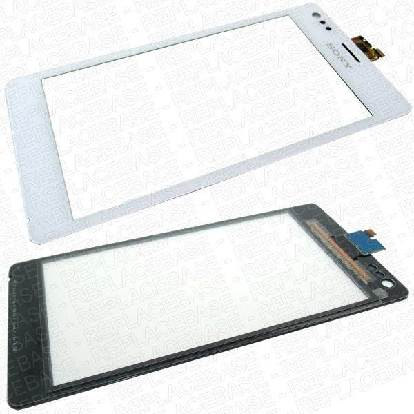 Original Sony Xperia M replacement touch screen / digitizer / glass panel