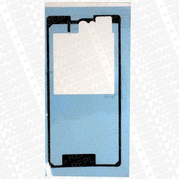 Sony Xperia Z1 Compact rear panel bonding adhesive, special adhesive to keep the phone water and dust resistant.