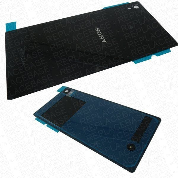 Original Sony Xperia Z2 replacement rear panel, includes water / dust resistive adhesive seal and camera lens .