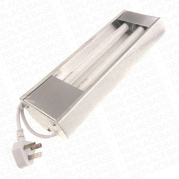 Specially designed UV lamp for curing UV glue used in mobile phone LCD assemblies